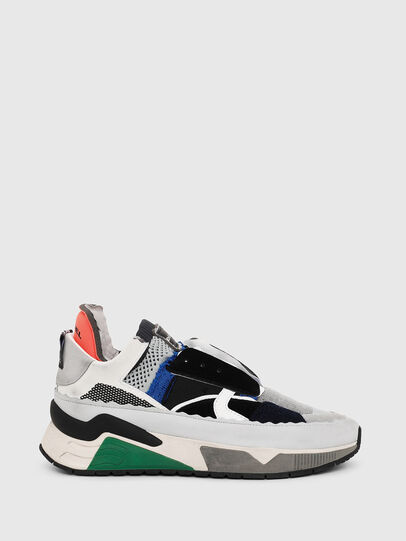 Diesel - S-BRENTHA DEC, Multicolor/Nero - Sneakers - Image 1