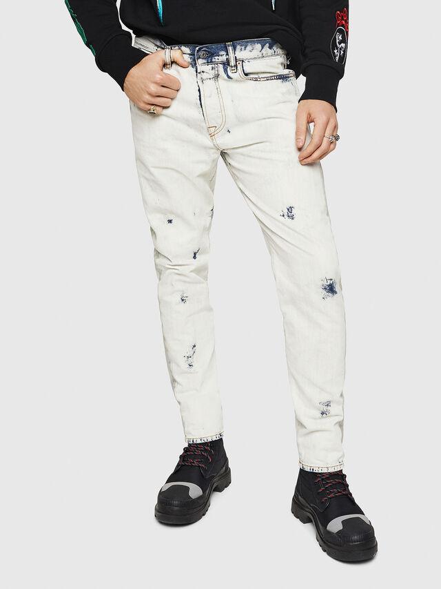 Diesel - Mharky 0890Q, Blu Chiaro - Jeans - Image 1