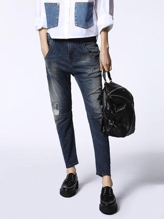 FAYZA JOGGJEANS 0678J, Blu Jeans
