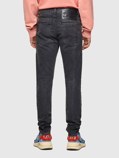Diesel - D-Amny JoggJeans® 09A74, Nero/Grigio scuro - Jeans - Image 2