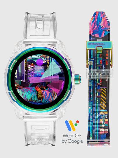 Diesel - DT2023, Bianco - Smartwatches - Image 5