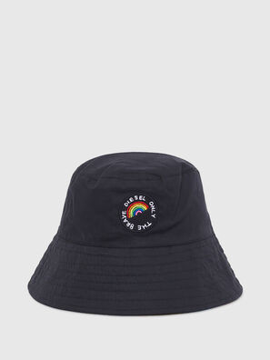 FISHERCAP-P, Nero - Cappelli