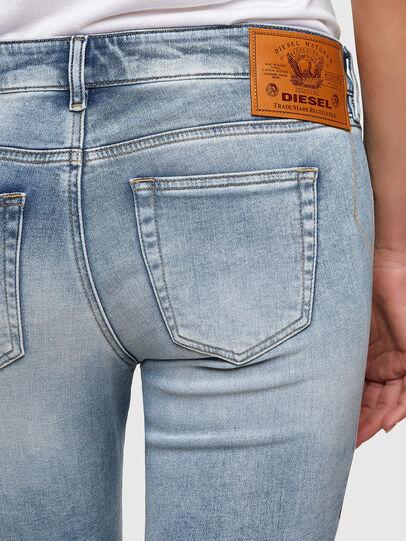 Diesel - D-Ollies JoggJeans® 069UX, Blu Chiaro - Jeans - Image 4