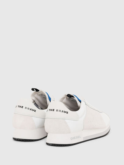 Diesel - S-PYAVE LC, Bianco - Sneakers - Image 3