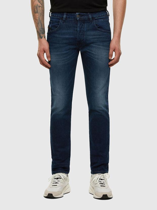 D-Bazer 009ER, Blu Scuro - Jeans