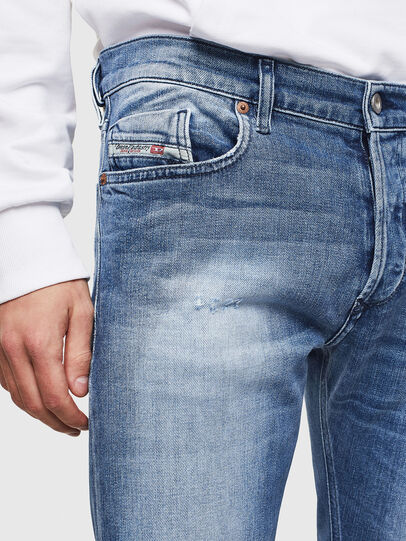 Diesel - Tepphar 0096D, Blu Chiaro - Jeans - Image 3