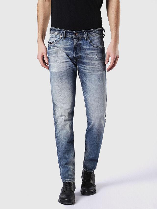 Diesel - Thommer 084DD, Blu medio - Jeans - Image 2