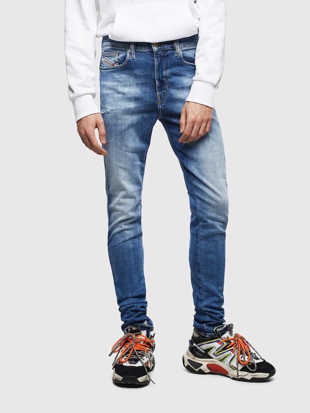 D-Istort 009CJ, Blu medio - Jeans