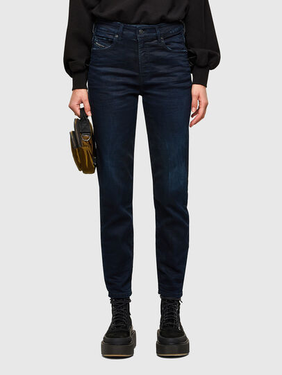 Diesel - D-Joy JoggJeans® 069RW, Blu Scuro - Jeans - Image 1