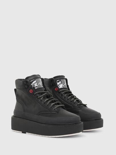 Diesel - H-SCIROCCO AB, Nero - Sneakers - Image 2