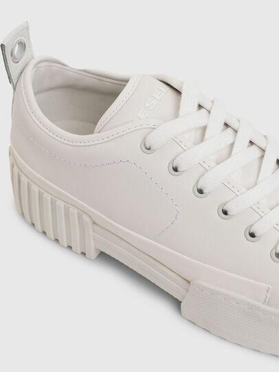 Diesel - S-MERLEY LC, Bianco - Sneakers - Image 5