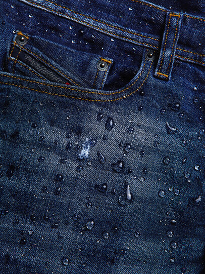 Diesel - Tepphar A87AT, Blu Scuro - Jeans - Image 6