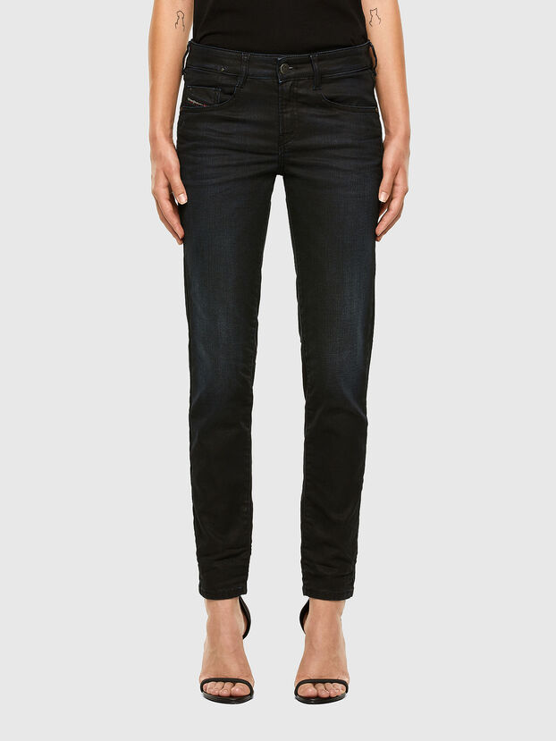 D-Ollies JoggJeans 069NY, Blu Scuro - Jeans