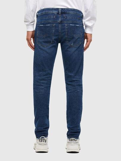 Diesel - D-Bazer 009DE, Blu Scuro - Jeans - Image 2