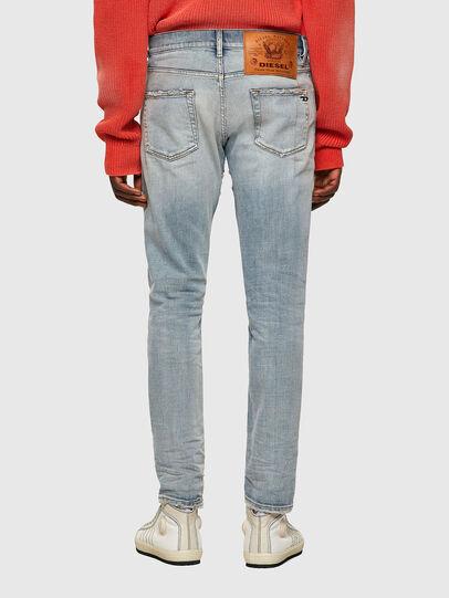Diesel - D-Strukt 09A04, Blu Chiaro - Jeans - Image 2
