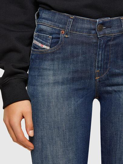 Diesel - Sandy 009HL, Blu Scuro - Jeans - Image 3
