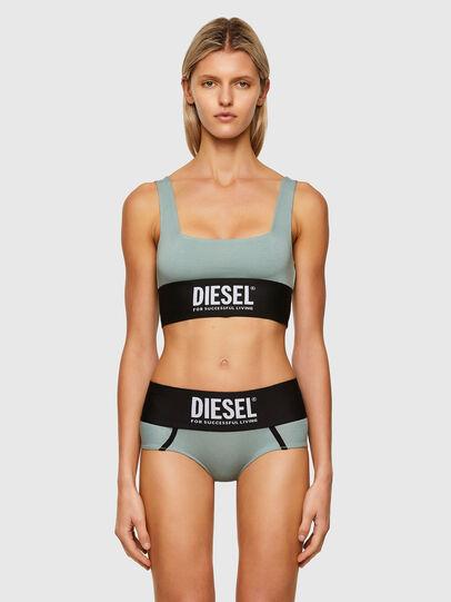 Diesel - UFSB-LOUISA, Verde Acqua - Reggiseni - Image 4