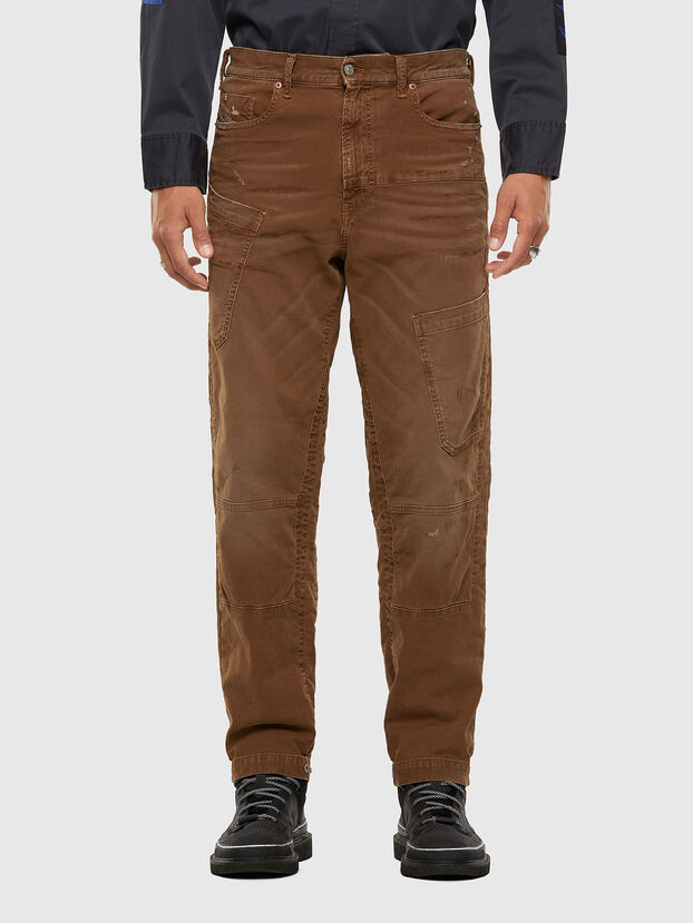 D-Azzer JoggJeans 069NF, Marrone Chiaro - Jeans