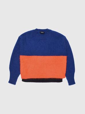 KAIRY, Blu/Arancio - Maglieria