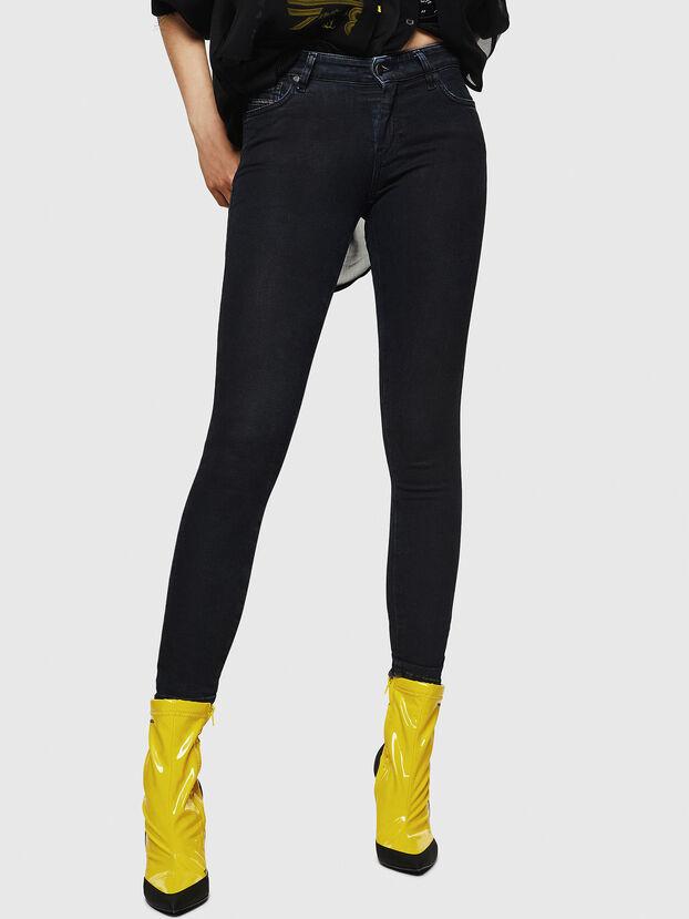 Slandy 084AV, Blu Scuro - Jeans