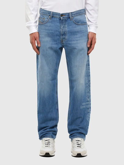 Diesel - D-Macs 009HW, Blu medio - Jeans - Image 1