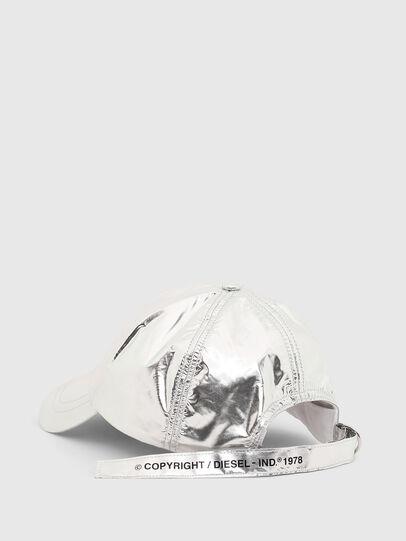 Diesel - CIBRAME, Argento - Cappelli - Image 2