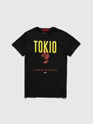 LCP-T-DIEGO-TOKIO, Nero - T-Shirts