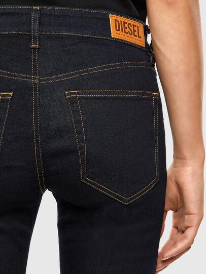 Diesel - Slandy 009CW, Blu Scuro - Jeans - Image 3