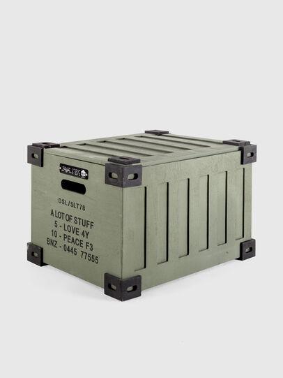 Diesel - 11120 SURVIVAL, Verde Militare - Accessori casa - Image 3