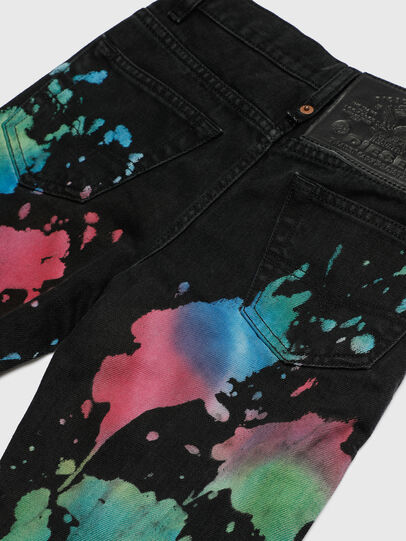Diesel - MHARKY-J, Multicolor/Nero - Jeans - Image 4