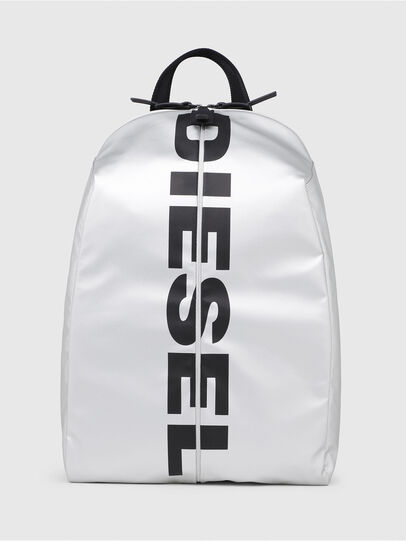 Diesel - F-BOLD BACK, Argento/Nero - Zaini - Image 1