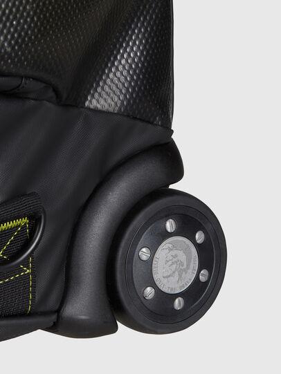Diesel - KA2*69008 - PARADIVE, Nero/Giallo - Borsoni con ruote - Image 9