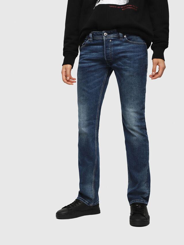 Diesel - Safado C84HV, Blu Scuro - Jeans - Image 1