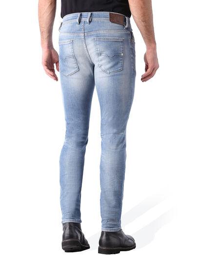 Diesel - Sleenker 0672I,  - Jeans - Image 4