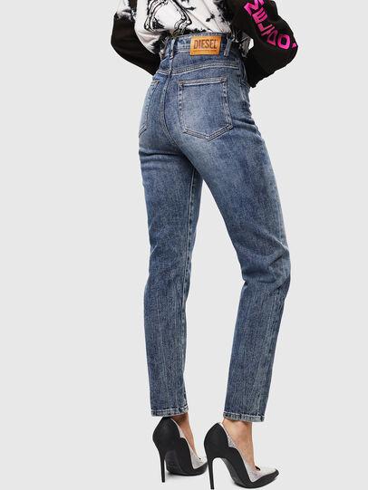 Diesel - D-Eiselle 0098W, Blu medio - Jeans - Image 2