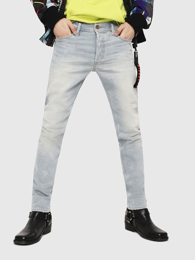 Diesel - Tepphar 081AK, Blu Chiaro - Jeans - Image 1