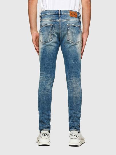 Diesel - D-Strukt 009MW, Blu medio - Jeans - Image 2