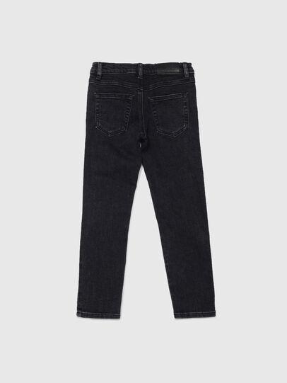 Diesel - BABHILA-J-SP1, Nero - Jeans - Image 2
