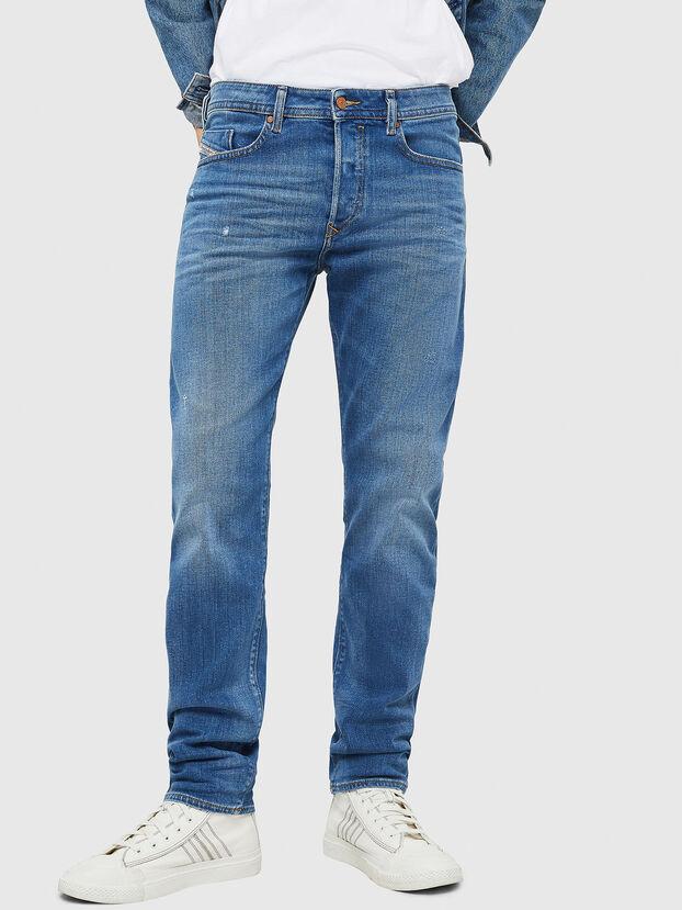 Buster 083AX, Blu Chiaro - Jeans