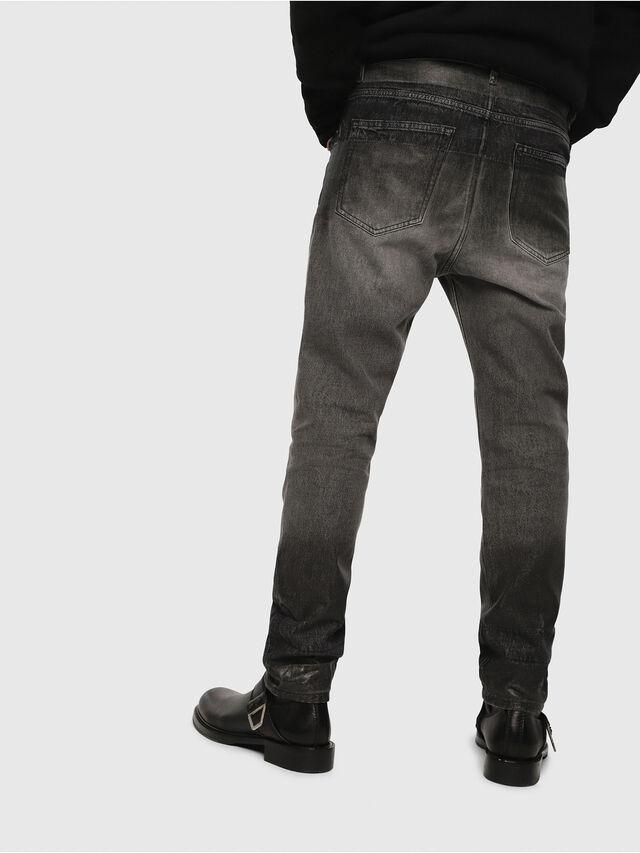 Diesel - D-Aygle 089AU, Nero/Grigio scuro - Jeans - Image 2