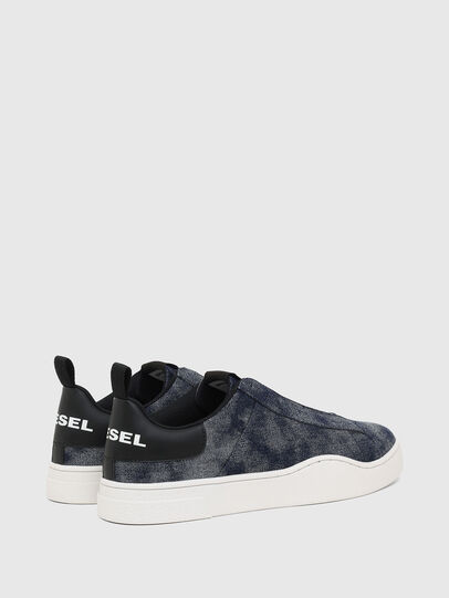 Diesel - S-CLEVER SO, Blu - Sneakers - Image 3