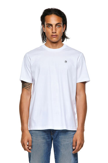T-shirt Green Label con etichetta Mohawk