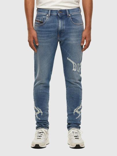 Diesel - D-Strukt 009DW, Blu Chiaro - Jeans - Image 1