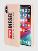 DIESEL PRINTED CO-MOLD CASE FOR IPHONE XS & IPHONE X, Cipria - Cover