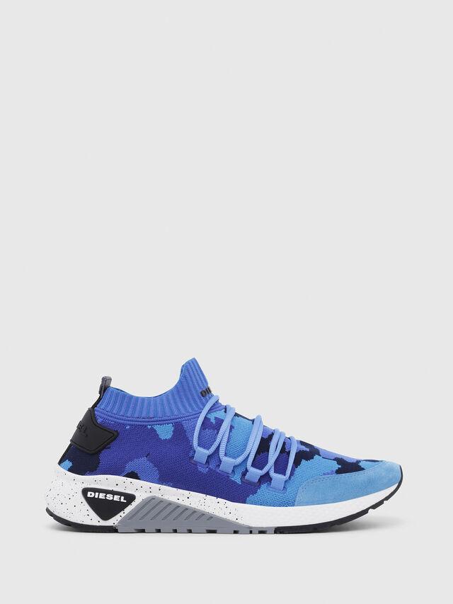 Diesel - S-KB SL, Azzurro - Sneakers - Image 1