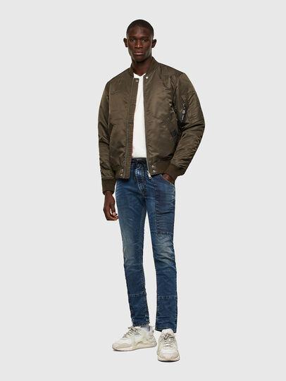 Diesel - Krooley JoggJeans® 069TX, Blu medio - Jeans - Image 6