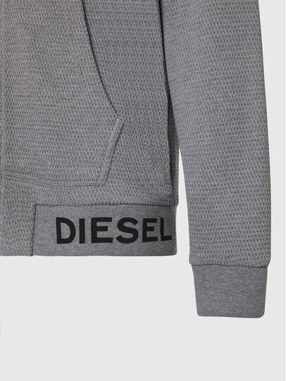 Diesel - S-ELECTRUM, Grigio Chiaro - Felpe - Image 3