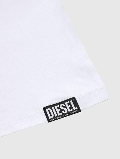 Diesel - UMTEE-MICHAEL, Bianco - Tops - Image 3