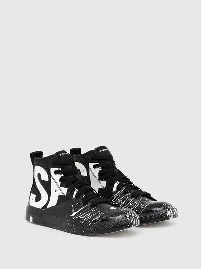 Diesel - S-ASTICO MC, Nero/Bianco - Sneakers - Image 2