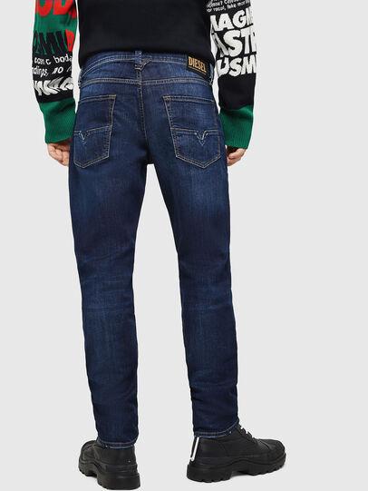 Diesel - Larkee-Beex 082AY, Blu Scuro - Jeans - Image 2